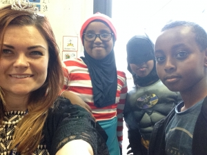 World Book Day in Swift Class