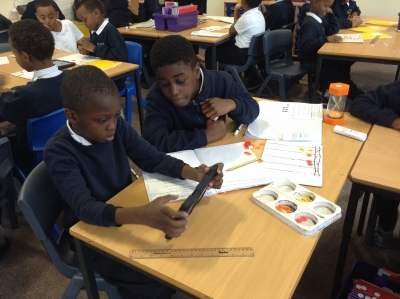 Place Value Learning in Year 4 Swift