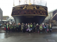 Visit to SS Great Britain