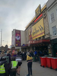 Year 5 trip to see The Lion King