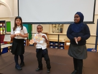 House Poetry Competition!
