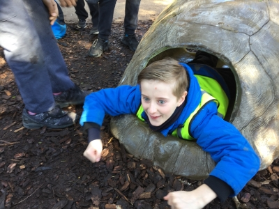 Year 6 went to the zoo, zoo, zoo...