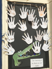 Enormous Crocodiles Community Display